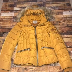 YMI collection puffy coat
